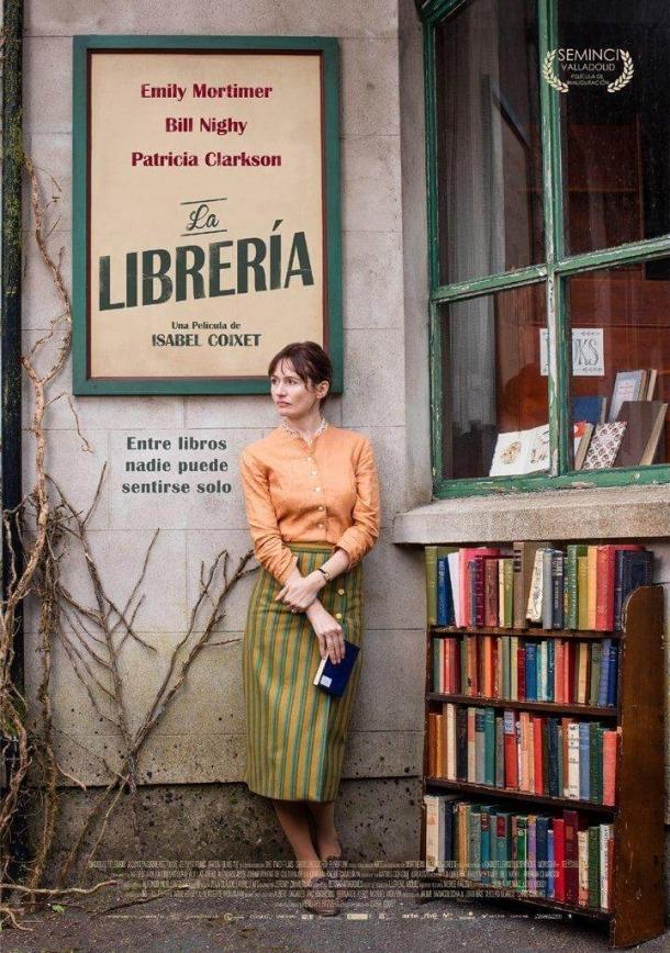 cine, cineclub, Ull-Nu, Andorra, Isabel Coixet, The Bookshop, La librería, Pieles, Eduardo Casanova