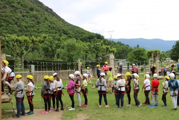El Pallars Sobirà, destí turístic per a més de 12.000 escolars