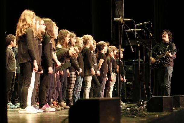 La 4a cantada conjunta de l'Escola Andorrana aplega 600 alumnes