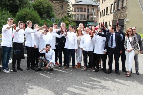 Comença la 1a Andorra de tapes amb 18 restaurants participants