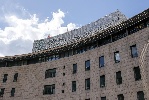 L'home va ser traslladat a l'hospital i després en helicòpter fins a Barcelona.