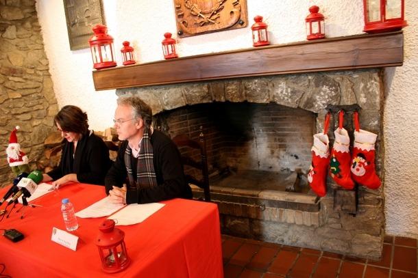 Tret de sortida del Nadal a la Massana, Sant Julià i Encamp