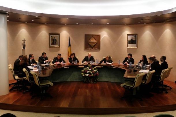 LdA i PS denuncien l'opacitat de la majoria sobre l'alberg de la Baronia