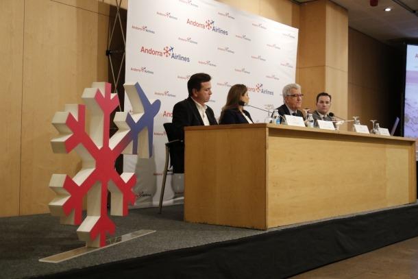 Andorra Airlines llogarà avions perquè no té llicència de vol