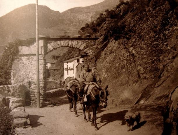 Sant Julià Baquer Viatgers Casamajor