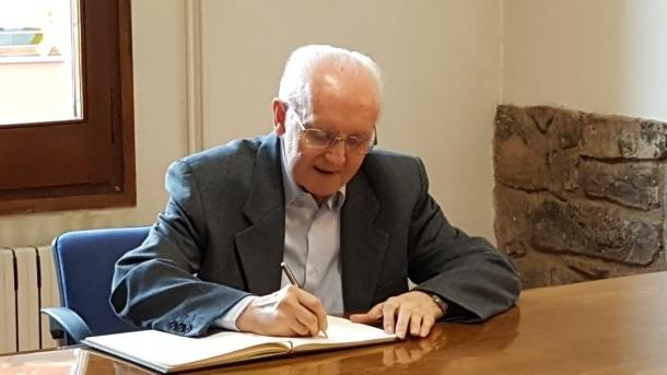 Mossèn Benigne Marqués.