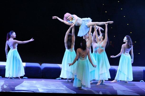 Andorra, Cirque du Soleil, Cirque, Scalada, Stelar, Moreno, Dupont, Fortin, Camp