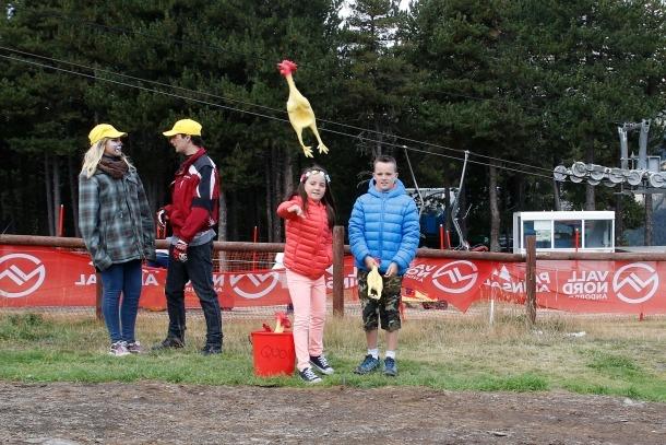 La 'Fun at pal' recapta fons per a la natació dels Special Olympics