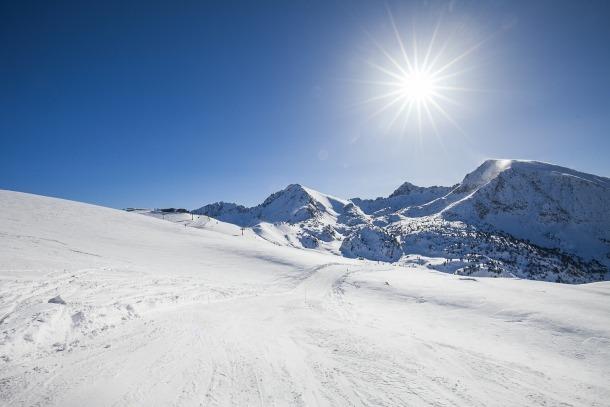 Les activitats relacionades amb la neu es poden veure afectades pel canvi climàtic.