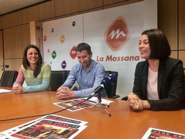 El Vide Dressing de la Massana s'organitza dos cops l'any, coincidint amb les èpoques de canvi d'armari.