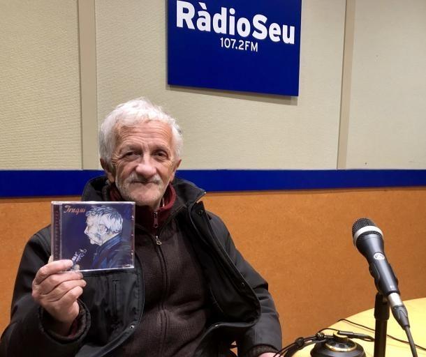 'Truqui' als estudis de RàdioSeu.