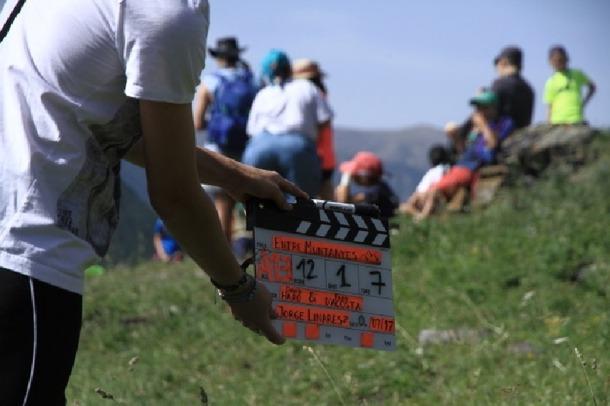 Càmeres a AINA per difondre els seus valors i experiències arreu del món