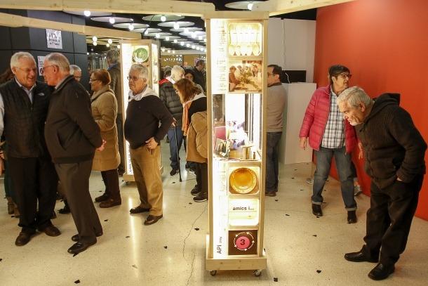 L'exposició es pot veure al centre cultural La Llacuna fins al 10 de febrer.