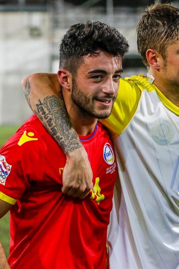 Jordi Aláez no jugarà el proper partit contra Geòrgia