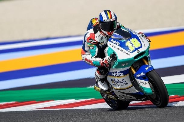 Xavi Cardelús assoleix el 25è lloc al GP de San Marino