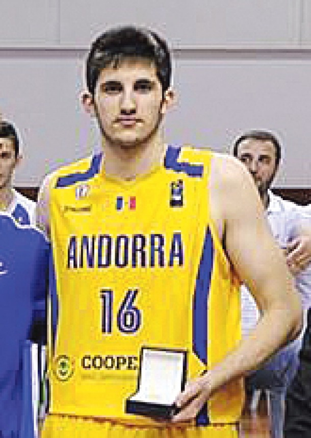 Aaron Guzmán fitxa per al Minibasket Milazzo