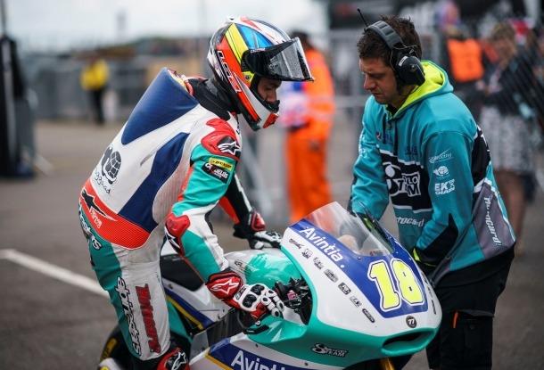 Cancel·lat el GP Gran Bretanya