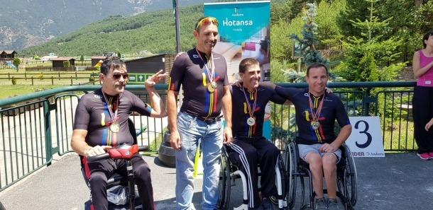 Òscar Lanza s'imposa en MH3 al tercer Open d'Andorra
