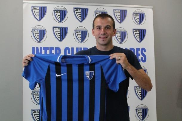 Iván Vigo, a l'Inter Escaldes