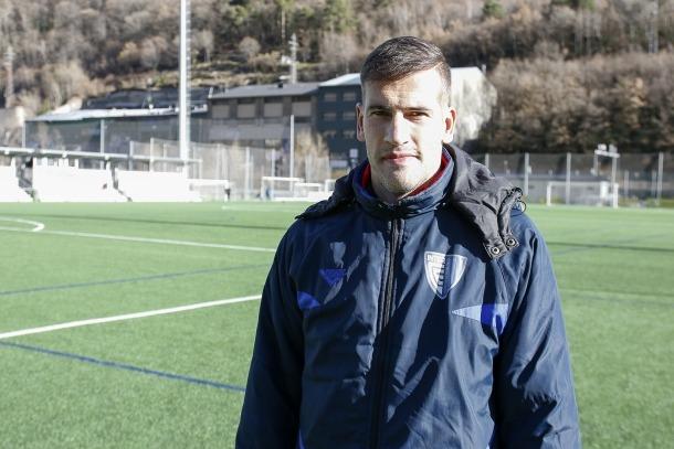 Albert Lopo deixa l'Inter Escaldes i torna a l'Espanyol