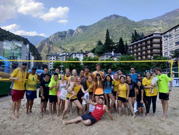 22 parelles al VolleyFest