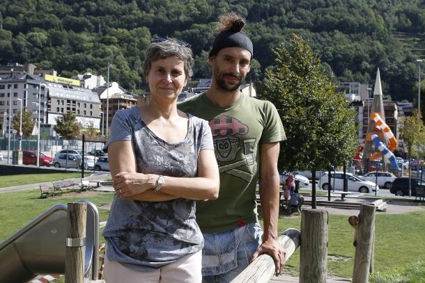 Susanna Vela i Gerard Remolins són la presidenta i el tresorer de l'Associació d'Arqueòlegs i Historiadors.