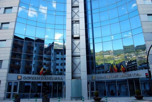 L'edifici El molí de Sant Julià de Lòria on hi ha la seu de l'Institut d'Estudis Andorrans.