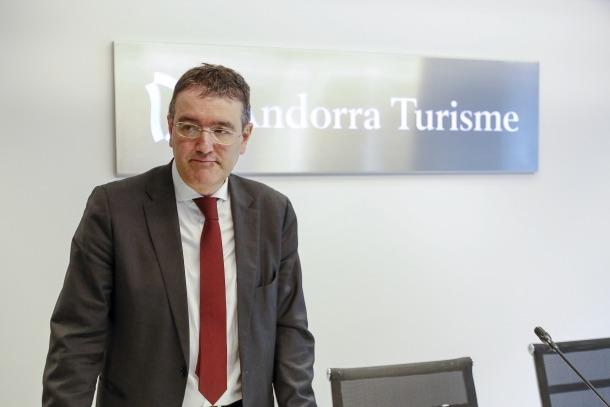 El president d'UHA, Manel Ara.