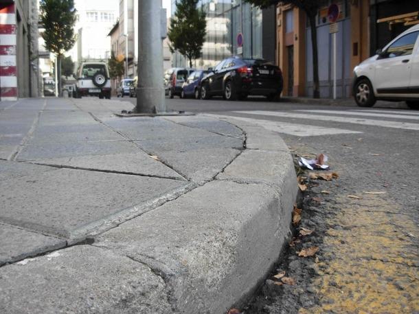 Compromís aposta per aconseguir l'accessibilitat de carrers en 3 anys