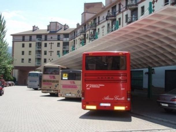 L'Ajuntament ha expressat el malestar pel funcionament d'aquest transport públic.