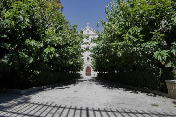 El Bisbat va cedir l'edifici del Seminari per traslladar-hi els padrins de la unitat sociosanitària.