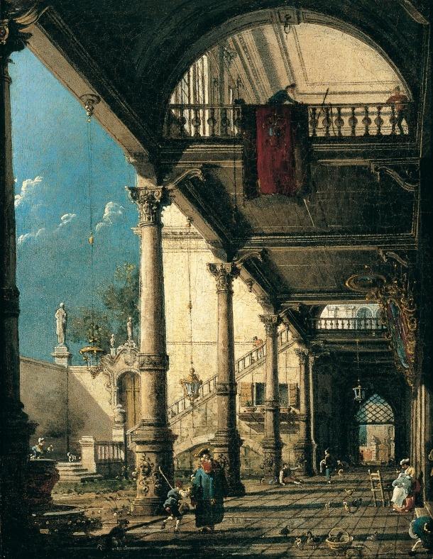 Andorra, Thyssen, Escenaris, Canaletto, Gauguin, Guille Cervera, exposició