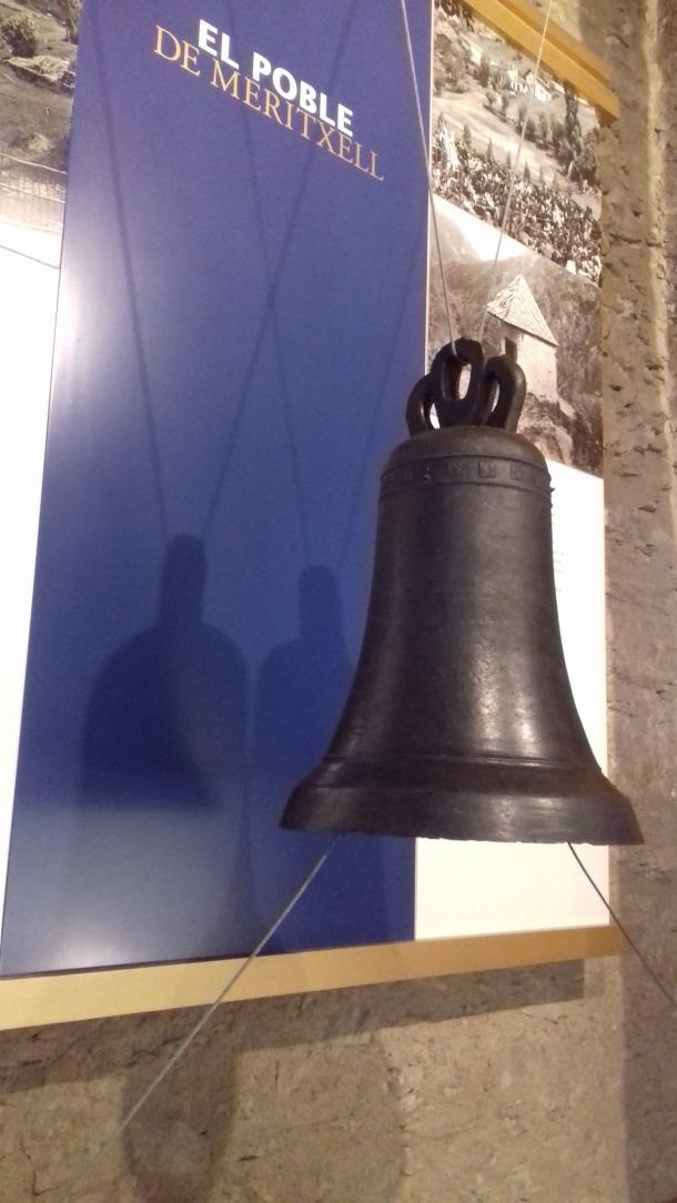 La campana de Meritxell: ara, l'autòpsia
