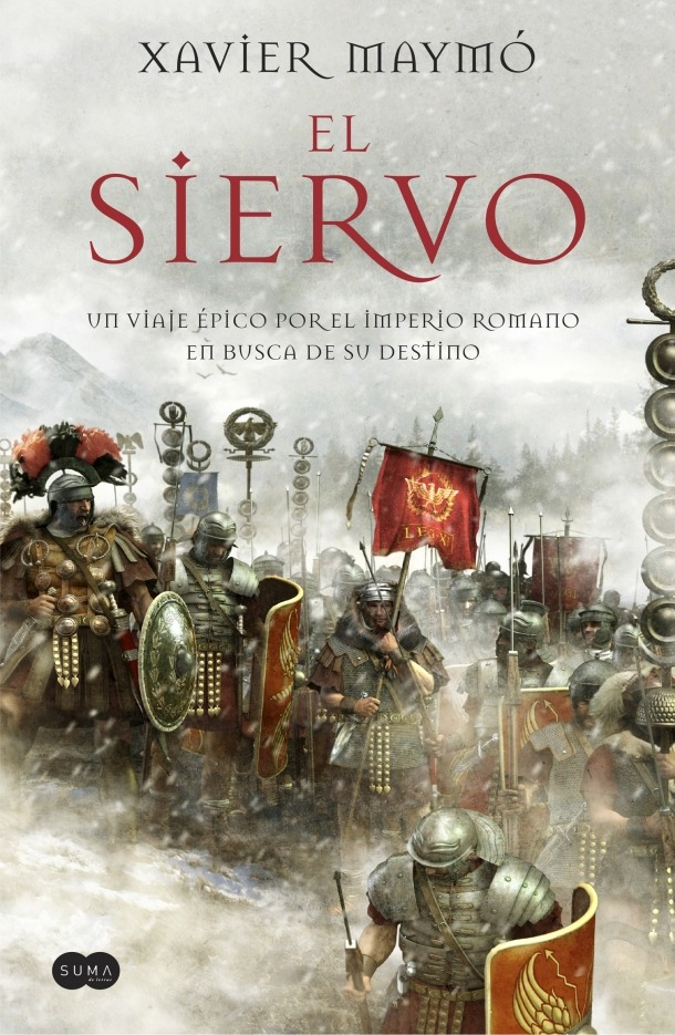 Xavier Maymó, novel·la, Suma de Letras, Servi de Semma, El siervo, Els Munts, Altafulla, Jesucrist, Crucifixió