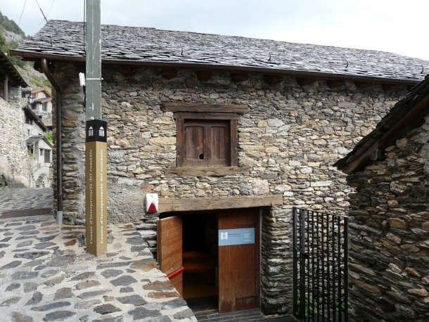 Andorra, Pal, la Massana, museus, pla de museus, Andorra Romànica, centre d'interpretació, Santa Coloma, Gelabert, frescos