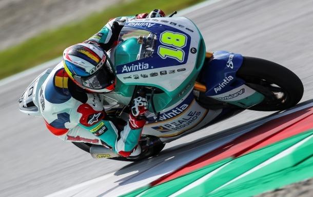 Xavi Cardelús assoleix el 25è lloc al Red Bull Ring d'Àustria