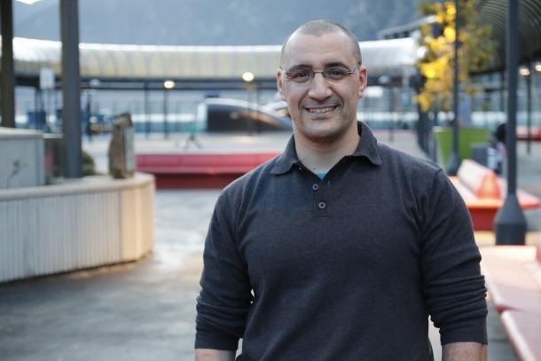 Omar El Bachiri.