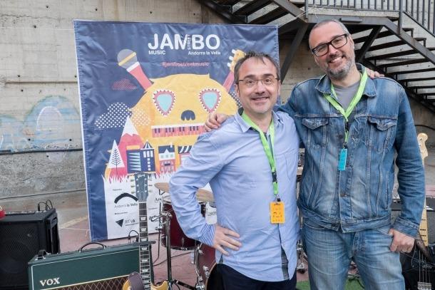 """Oriol Vilella, programador: """"Aquesta edició és exactament el Jambo que havíem somiat"""""""