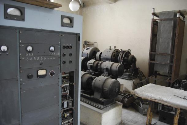 L'amiant va aparèixer en les emissores i altra maquinària de Radio Andorra.