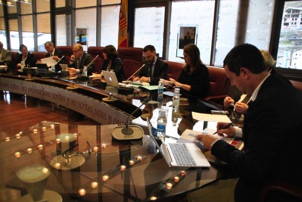 El Comú tanca l'exercici 2015 amb un superàvit de 3,6 milions d'euros