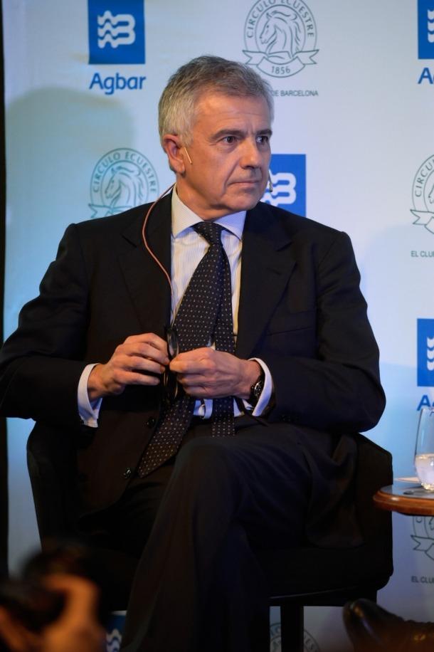 El vicepresident del COI, Juan Antonio Samarach.