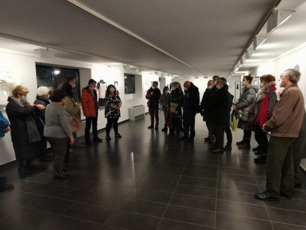 La Cuina acull l'exposició 'Que nos zurzan', de Sandra March
