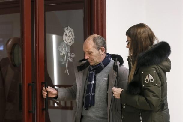 Xavier Lloivera i la ministra Sílvia Riva.