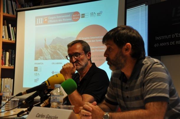 Andorra, la Seu, Gascón, Guilamet, Institut d'Estudis Andorrans, UNED, Margineda, jaciment, Feixa del Moro, Juberri, Institut comarcal d'estudis de l'Alt Urgeññ