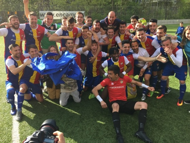 Gerard Piqué 'puja' al seu FC Andorra
