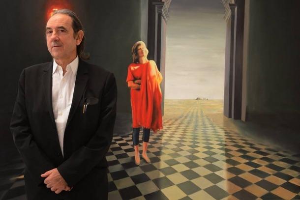Andorra, Escaldes, exposició, pintura, Taulé, Jenkell, Biennal, Venècia, Ariza, visitants, Temporada, Auditori, espectadors