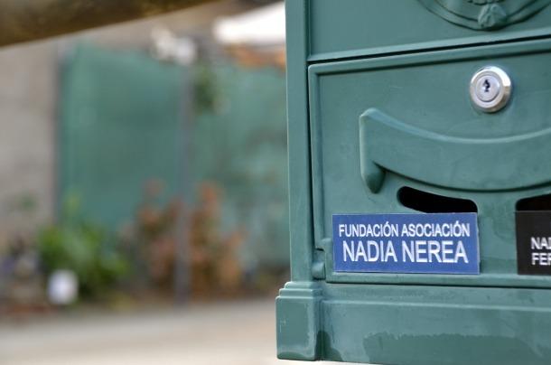Intervenen l'euro de la loteria de l'associació Nadia Nerea
