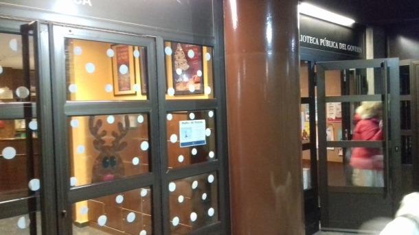 La Biblioteca Pública tancarà el 13 de gener i fins al març prestarà alguns dels serveis a les instal·lacions de la Nacional.