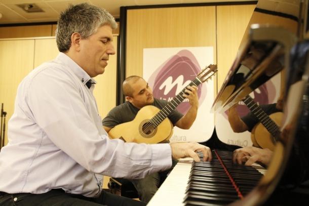 'La Grandalla' és el tema que dona títol al segon disc de Barceló, enregistrat el 2012 amb el Yamaha de l'Institut de Música.