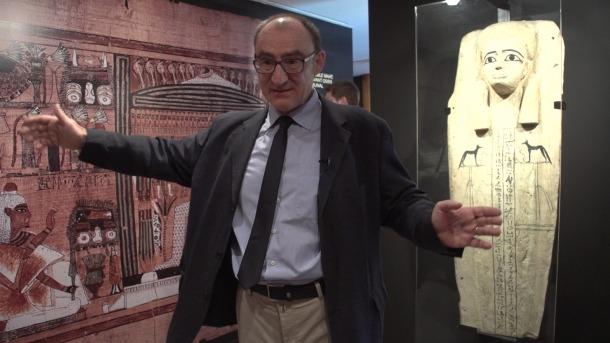 Luis Manuel Gonzálvez, Déus d'Egipte, Museu del Tabac, Museu Egipci, Tuntankamon, mòmies